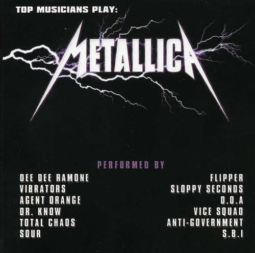 Metallica: As Performed By