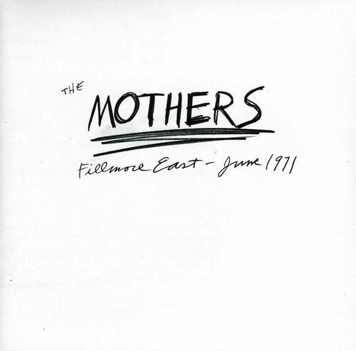 Frank Zappa-Fillmore East - June 1971
