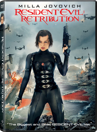 Resident Evil: Retribution [UltraViolet]