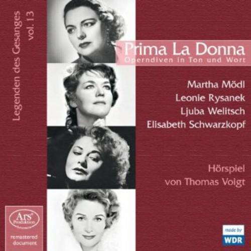 Prima Donna in Sound & Words