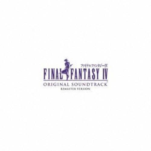Final Fantasy 4 (Original Soundtrack) [Import]