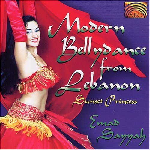 Modern Bellydance from Lebanon: Sunset Princess
