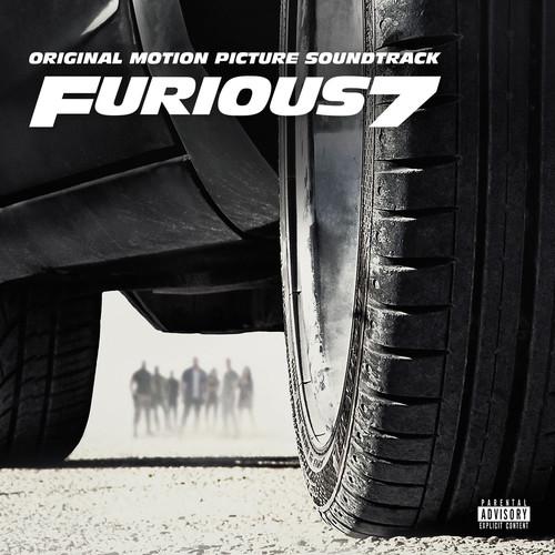 Furious 7 (Original Soundtrack) [Explicit Content]