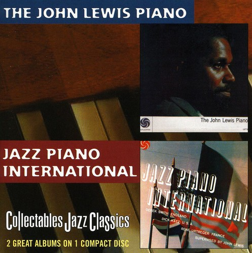 John Lewis Piano /  Jazz Piano International
