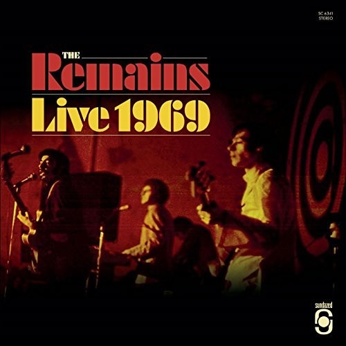 REMAINS Live 1969
