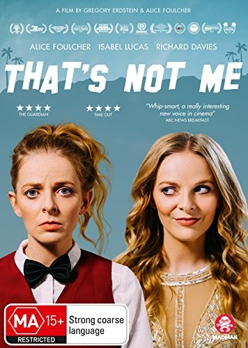 That's Not Me [Import]