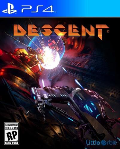 Descent (2019) for PlayStation 4