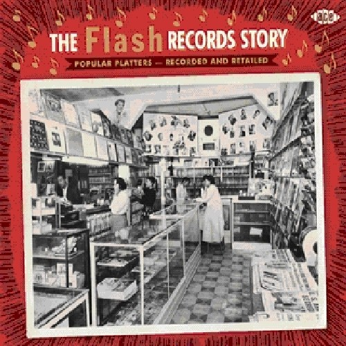 Flash Records Story /  Various [Import]
