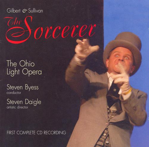 Sorcerer: First Complete CD Recording