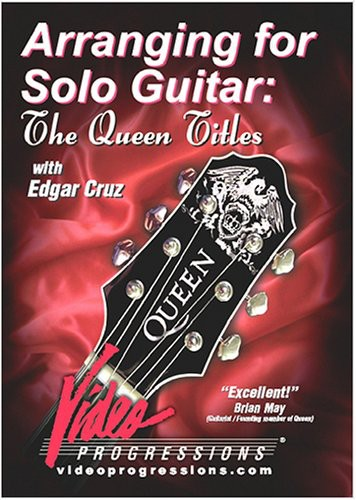 Arranging for Solo Guitar /  The Queen Titles