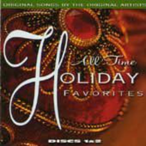 2-All Time Holiday Favorites 1 /  Various