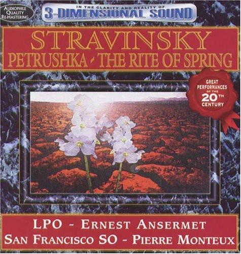 Stravinsky: Petrushka & the Rite of Spring
