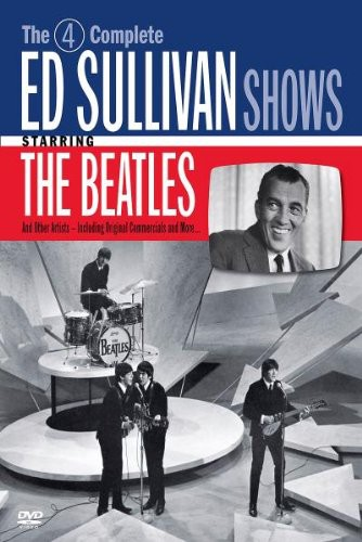 The 4 Complete Historic Ed Sullivan Shows Starring the Beatles