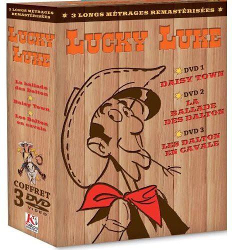 Coffret Lucky Luke [Import]
