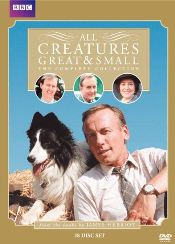 All Creatures Great & Small: The Complete Collection
