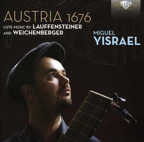 Austria 1676: Lute Music By Lauffensteiner