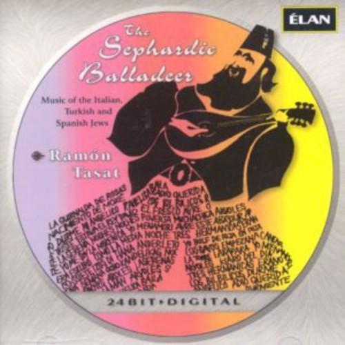 Sephardic Balladeer: Music of Italian