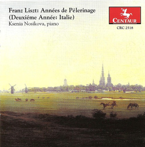 Annees de Pelerinage: 2nd Yr Italy