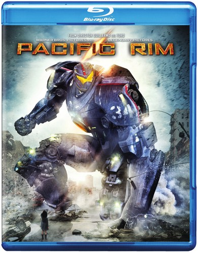 Pacific Rim [2 Discs] [UltraViolet] [Blu-ray/DVD]