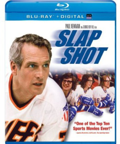Slap Shot [UltraViolet] [Blu-ray]