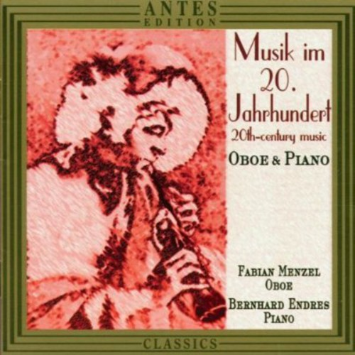 20th Century Music for Oboe & Piano /  Various