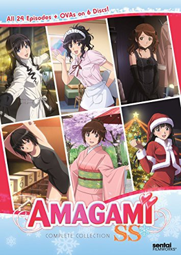 Amagami SS /  Season One: The Complete Collection