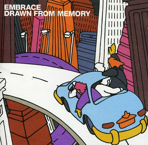 Embrace-Drawn from Memory