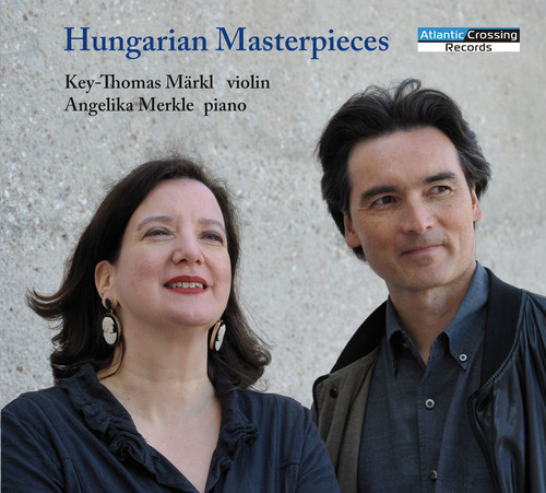 Hungarian Masterpieces for Violin & Piano
