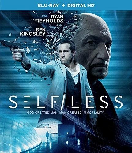 Self/Less [Blu-ray+Digital HD]