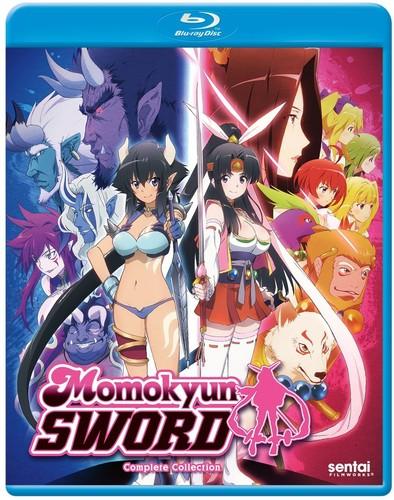 Momokyun Sword