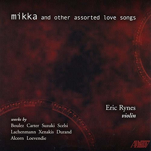 Mikka & Other Assorted Love Songs