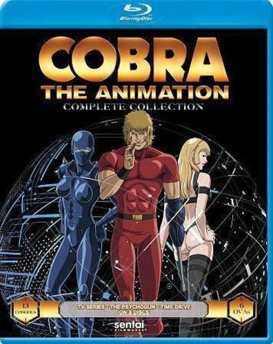 Cobra the Animation
