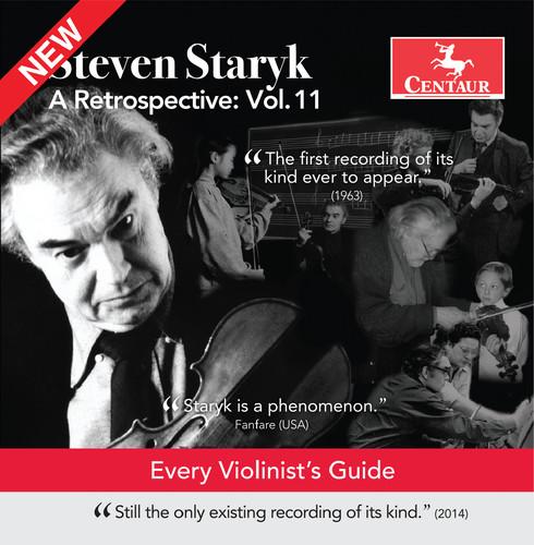 Retrospective /  Every Violinist's Guide