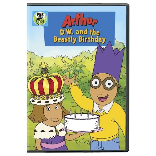Arthur D W And The Beastly Birthday On Deepdiscount Com