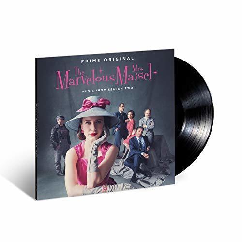 Marvelous Mrs Maisel: Season 2 (Music From The Prime Original Series)