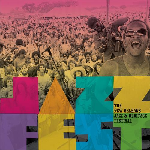 Jazz Fest: New Orleans Jazz & Heritage