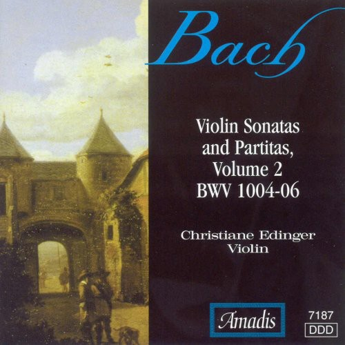Violin Sonatas & Partitas 2