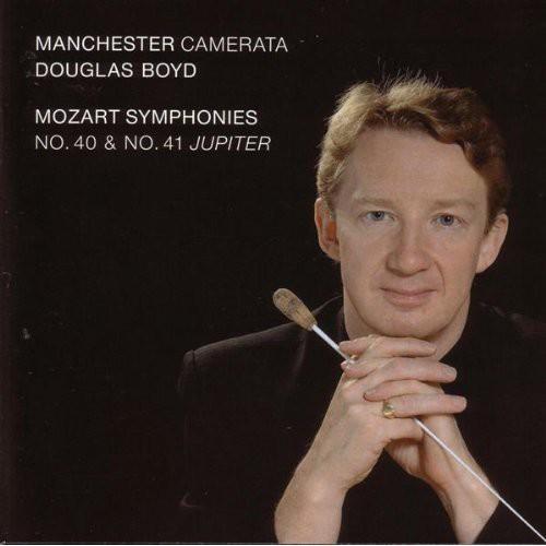 Symphony Nos 40 & 41