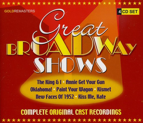 Great Broadway Shows /  O.C.R.
