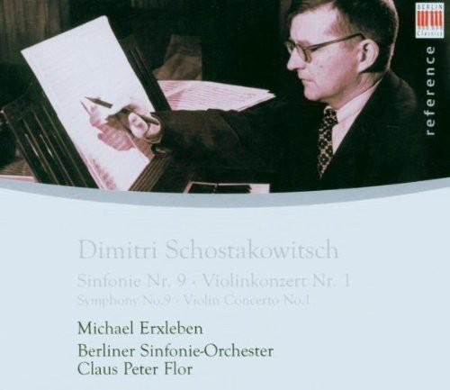 Symphony 9 /  Violin Concerto