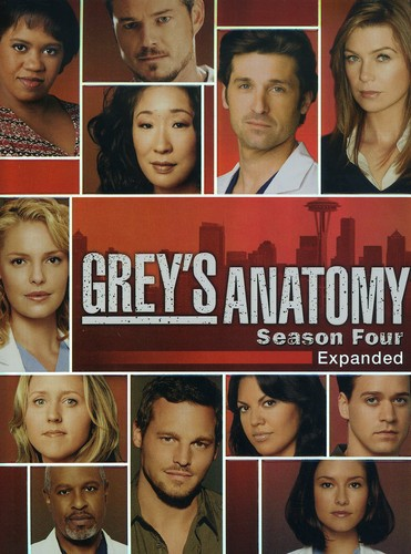 Grey's Anatomy: The Complete Fourth Season