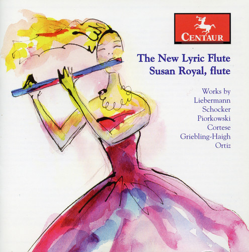 New Lyric Flute