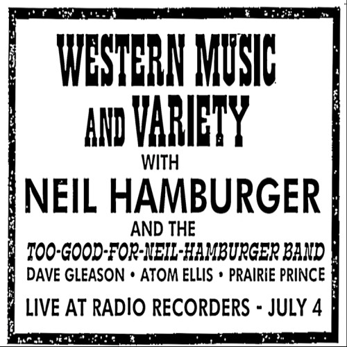 Western Music and Variety With Neil Hamburger