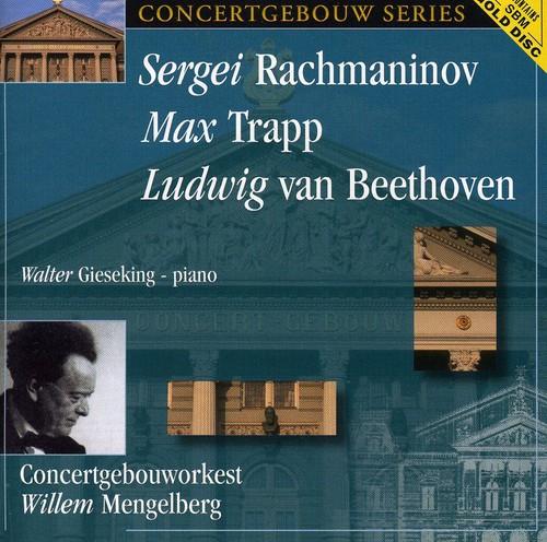Rachmanoniv: Pno Cto /  Beethoven: Pno Cto