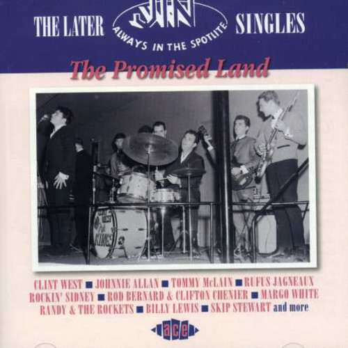 The Later Jin Singles - The Promised Land [Import]