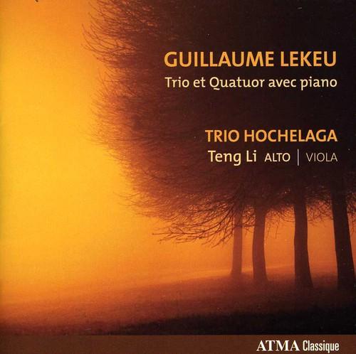 Guillaume Lekeu Trio Et Quatuor Avec Piano