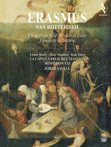 Erasmus Van Rotterdam - Praise of Folly