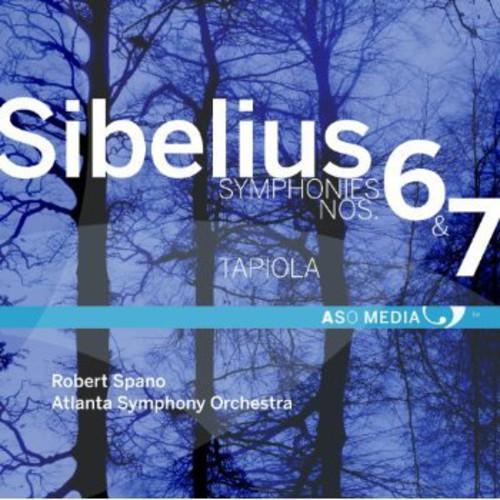 Symphony No 6 /  Symphony No 7 /  Tapiola