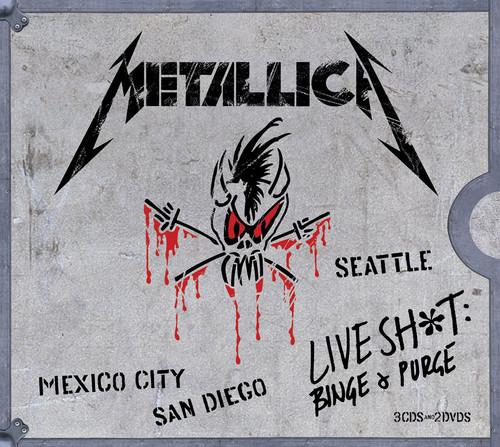 Live Shit: Binge & Purge , Metallica