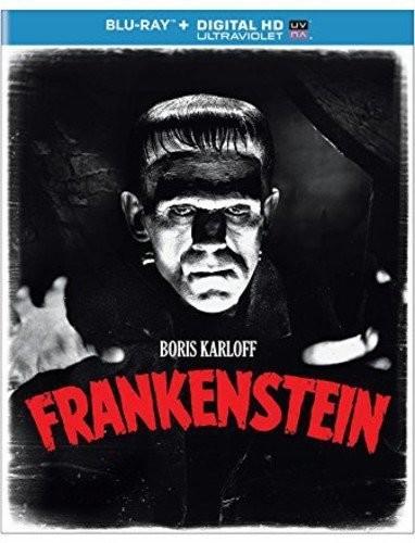 Frankenstein [UltraViolet] [Blu-ray]